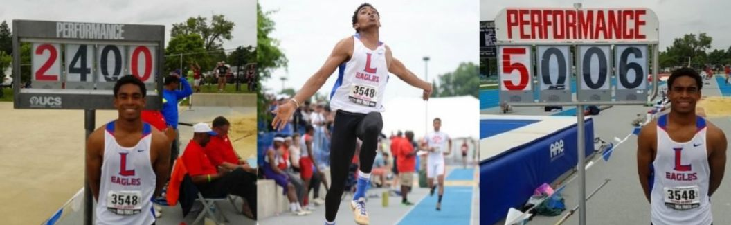 Cameron Ruiz has record day at IHSA 3A State Finals
