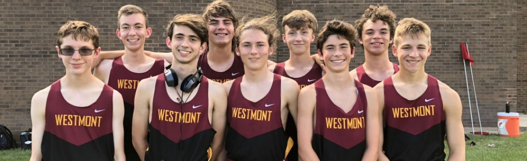 2018 Westmont Boys Cross Country
