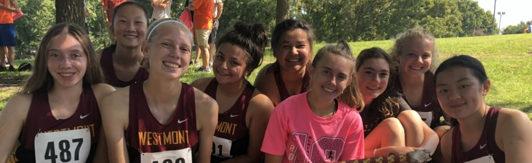 2018 Westmont Girls Cross Country