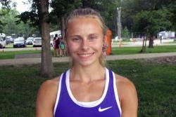 STATE INTERVIEW: 3,200 relay Melissa Jachim