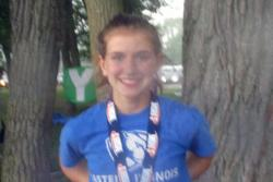STATE INTERVIEW: 400 relay Abby Streff