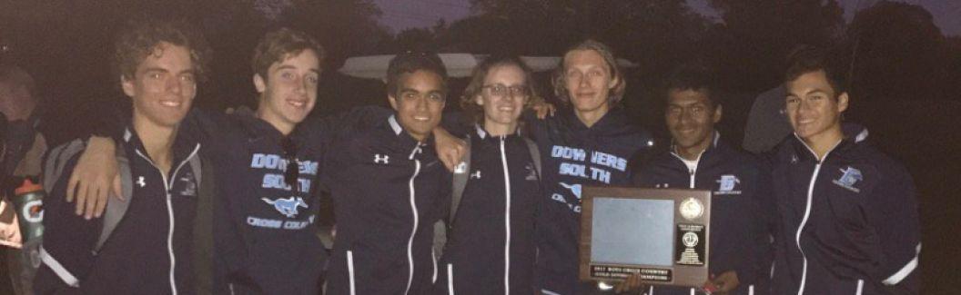 2017 Conference Champions - Varsity, JV, Sophomore, Freshman