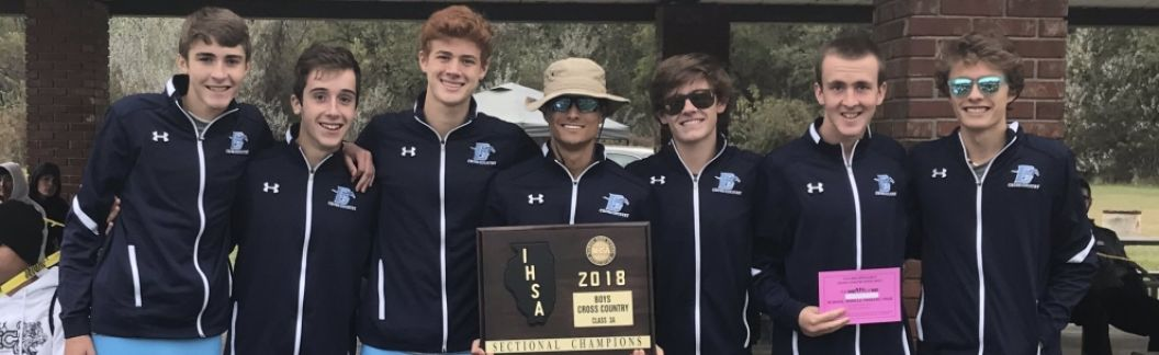 DGS XC 2018 - Sectional Champions
