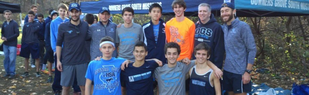 DGS XC 2015 - 12th Place State