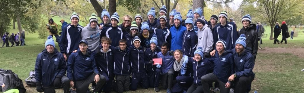 DGS XC 2017 - 10th Place at State