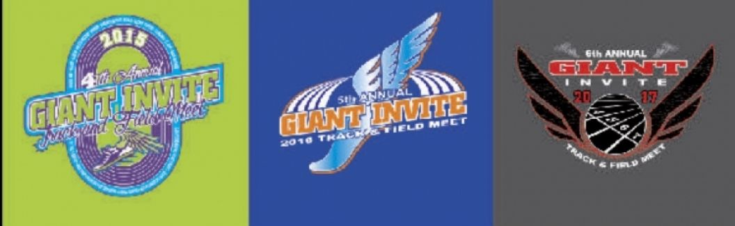 6th Annual Giant Invite April 8th, 2017