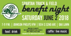 2nd Annual Spartan Track & Field Benefit Night
