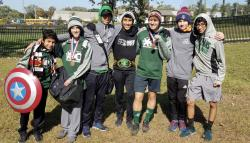 SSC Red Conference Championships Meet Summary