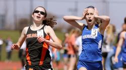 Vivian Overbeck goes the distance for Vernon Hills girls track