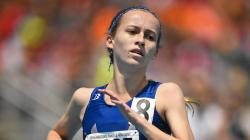Vivian Overbeck paces Vernon Hills girls track at state meet