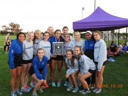 Vernon Hills runs to County Invite Title