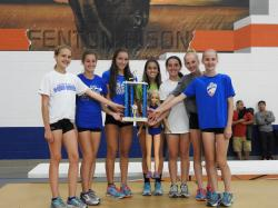 Vernon Hills takes 2nd place at Fenton Earlybird Invitational