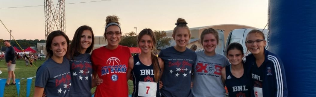 Bedford North Lawrence Girls' Cross Country