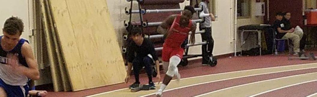 Desmond Lockett FIRST LEG SPRINT MEDLEY 2017