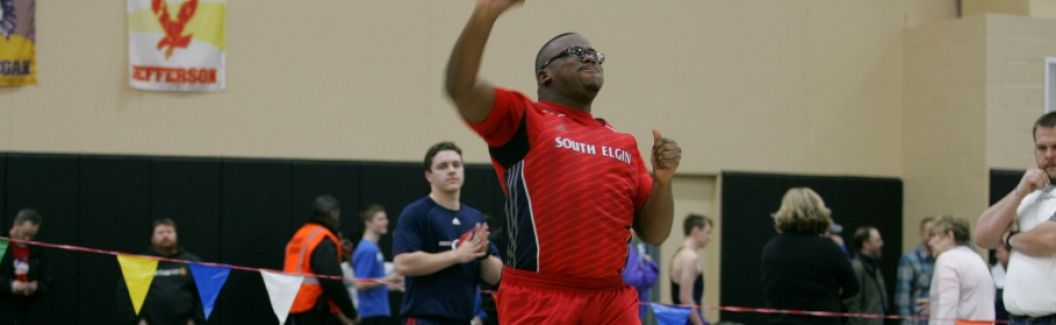 Isaiah Griffin at Rockford Auburn....BIG MARK!!!!!