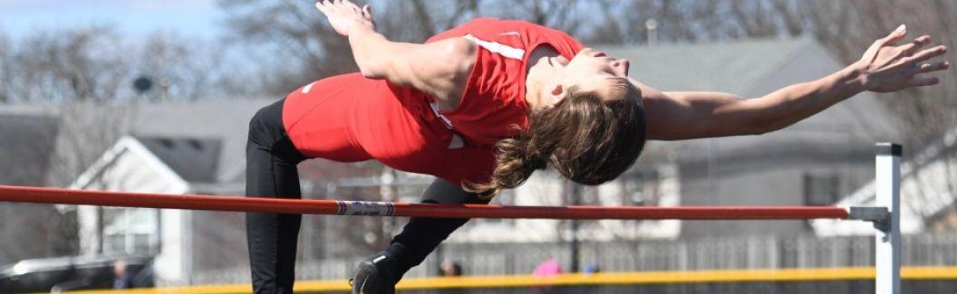 Matt Jacobson HIGH JUMP