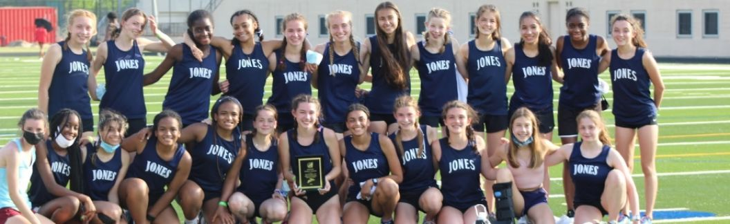First track team trophy in over 10 years!