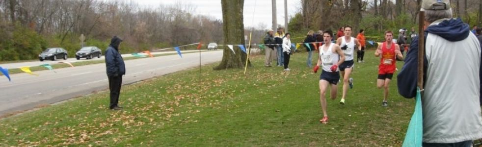 2012 All State Runners Luke O'Connor (8th) and Jamison Dale (7th)