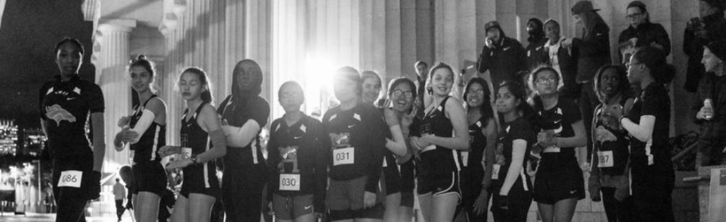 Jones Girls win Nike Pre-Marathon relay race at Soldier Field